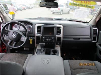 2013 Ram 1500 Crew Cab Lone Star Pickup 4D 5 1/2 ft in Selma, CA