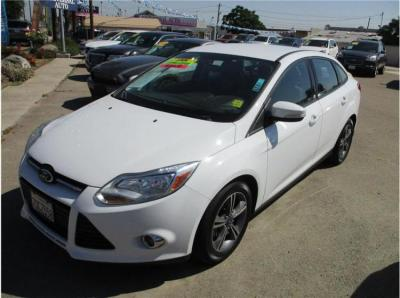 2014 Ford Focus SE Sedan 4D in Selma, CA