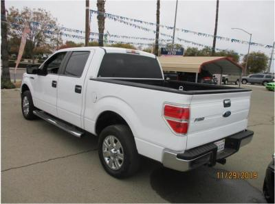 2012 Ford F150 SuperCrew Cab XLT Pickup 4D 5 1/2 ft in Selma, CA