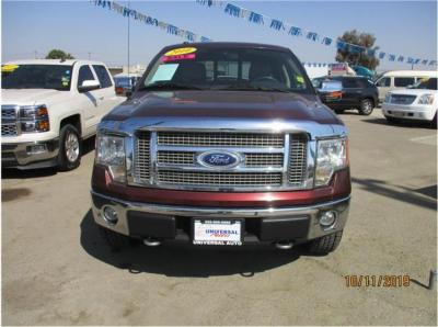 2010 Ford F150 SuperCrew Cab Lariat Pickup 4D 5 1/2 ft in Selma, CA