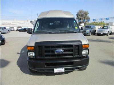 2011 Ford E350 Super Duty Cargo Extended Van 3D in Selma, CA
