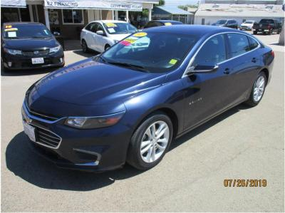 2017 Chevrolet Malibu LT Sedan 4D in Selma, CA