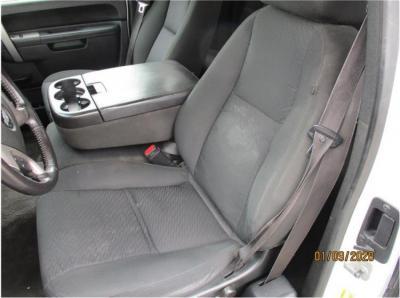 2010 Chevrolet Silverado 1500 Extended Cab LT Pickup 4D 6 1/2 ft in Selma, CA