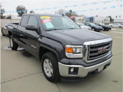 2015 GMC Sierra 1500 Double Cab SLE Pickup 4D 6 1/2 ft in Selma, CA