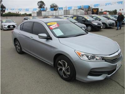 2016 Honda Accord LX Sedan 4D in Selma, CA