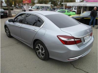 2016 Honda Accord LX Sedan 4D in Selma, CA