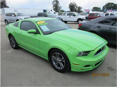 2014 Ford Mustang V6 Premium Coupe 2D in Selma, CA