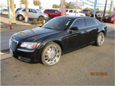 2012 Chrysler 300 300 Sedan 4D