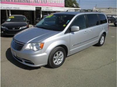 2012 Chrysler Town & Country Touring Minivan 4D in Selma, CA