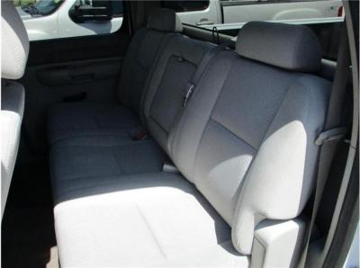 2013 Chevrolet Silverado 1500 Crew Cab LT Pickup 4D 5 3/4 ft in Selma, CA