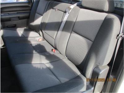 2011 Chevrolet Silverado 1500 Crew Cab LT Pickup 4D 5 3/4 ft in Selma, CA