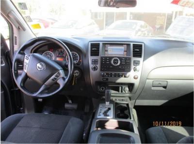2013 Nissan Armada SV Sport Utility 4D in Selma, CA
