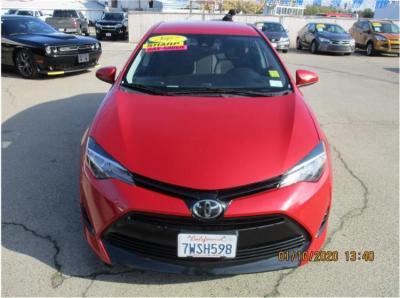2017 Toyota Corolla LE Sedan 4D in Selma, CA