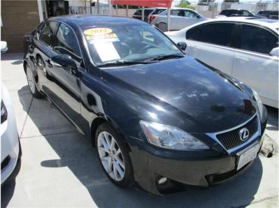 2012 Lexus IS IS 250 Sedan 4D in Selma, CA