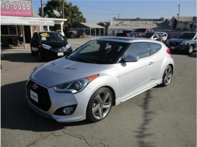 2013 Hyundai Veloster Turbo Coupe 3D in Selma, CA