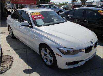 2014 BMW 3 Series 328i Sedan 4D in Selma, CA