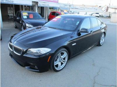 2013 BMW 5 Series 535i Sedan 4D in Selma, CA