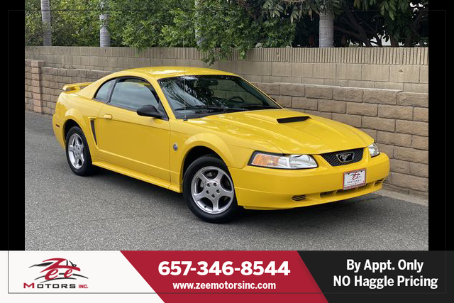 Used 2004 Ford Mustang Coupe 2D in Orange, CA