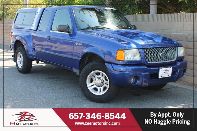 Used 2003 Ford Ranger Super Cab Edge Plus Pickup 4D 6 ft in Orange, CA