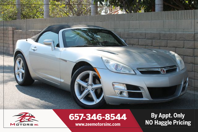 Used 2007 Saturn SKY Roadster 2D in Orange, CA