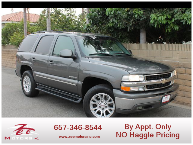 Used 2001 Chevrolet Tahoe Sport Utility 4D in Orange, CA