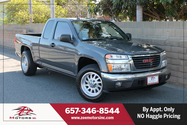 Used 2008 GMC Canyon Extended Cab SLE Pickup 4D 6 ft in Orange, CA