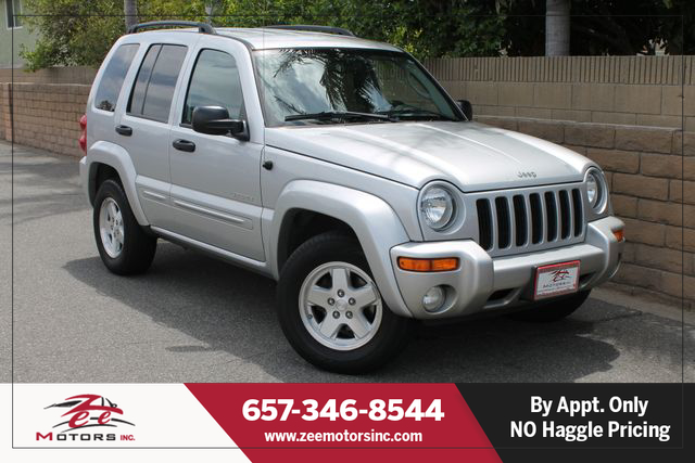 Used 2004 Jeep Liberty Limited Edition Sport Utility 4D in Orange, CA
