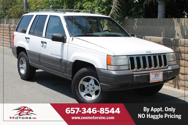 Used 1996 Jeep Grand Cherokee Laredo Sport Utility 4D in Orange, CA