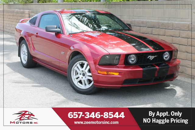 Used 2007 Ford Mustang GT Premium Coupe 2D in Orange, CA