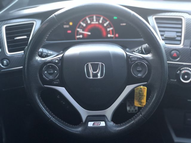 2013 Honda Civic Si Sedan 4D