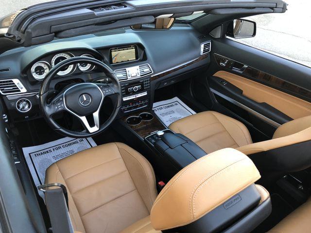 2014 Mercedes-Benz E-Class E 350 Cabriolet 2D