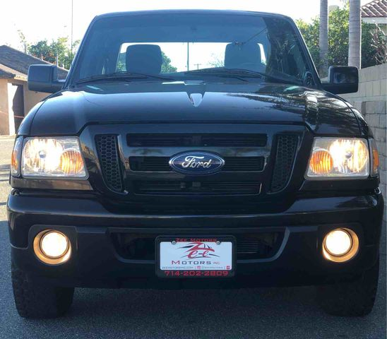 2011 Ford Ranger Super Cab Sport Pickup 2D 6 ft