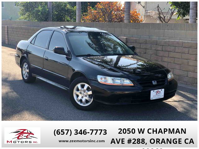 2001 Honda Accord EX Sedan 4D