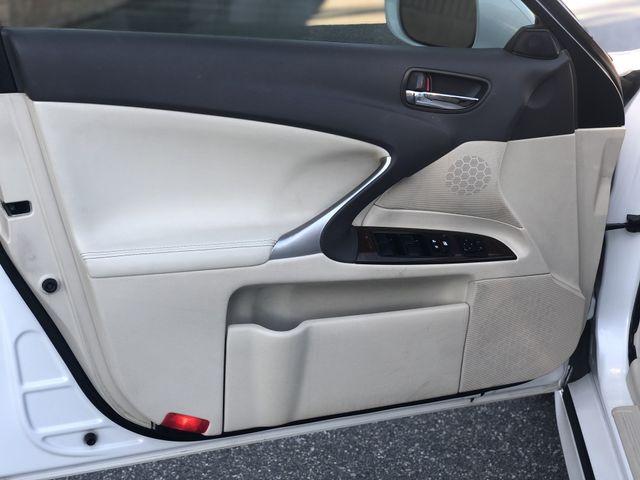 2010 Lexus IS IS 250 Sport Sedan 4D