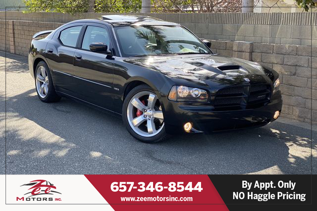 Used 2007 Dodge Charger SRT8 Sedan 4D in Orange, CA