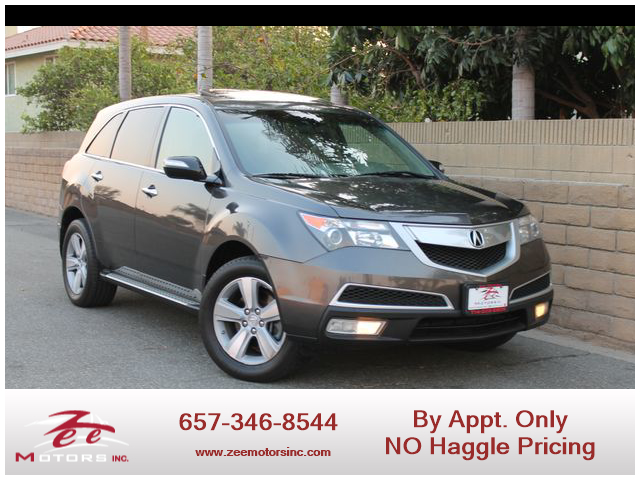 Used 2011 Acura MDX Sport Utility 4D in Orange, CA