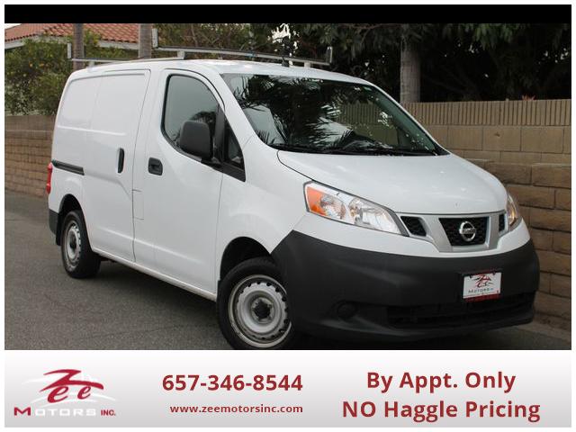 Used 2017 Nissan NV200 S Van 4D in Orange, CA