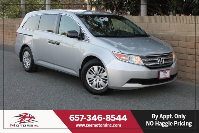 Used 2013 Honda Odyssey LX Minivan 4D in Orange, CA
