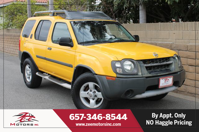 Used 2004 Nissan Xterra XE Sport Utility 4D in Orange, CA