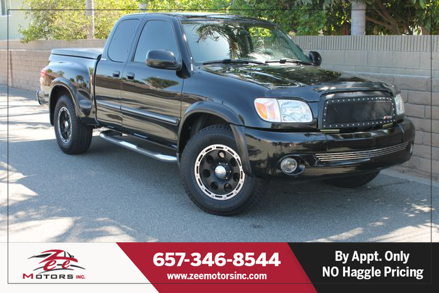Used 2005 Toyota Tundra Access Cab Limited Pickup 4D 6 1/2 ft in Orange, CA