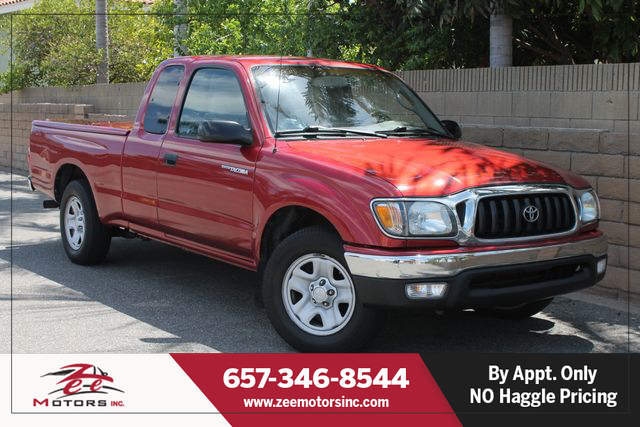 Used 2003 Toyota Tacoma Xtracab Pickup 2D 6 ft in Orange, CA