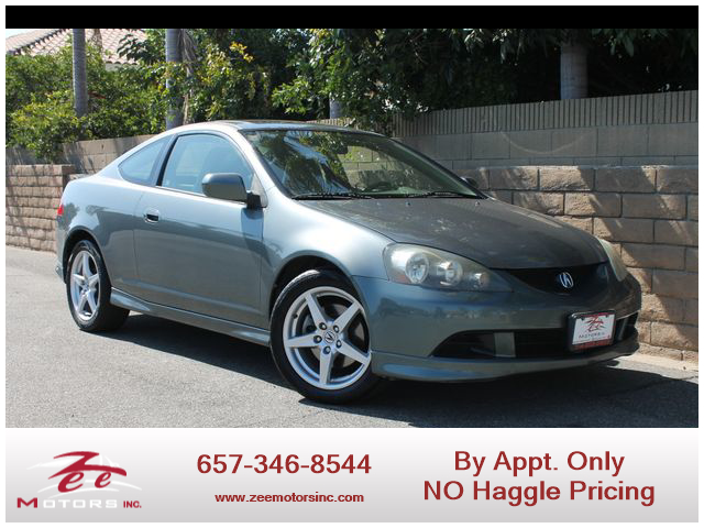 Used 2006 Acura RSX Type S Sport Coupe 2D in Orange, CA