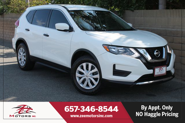 Used 2017 Nissan Rogue S Sport Utility 4D in Orange, CA