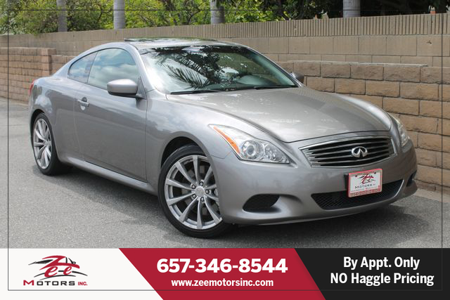 Used 2008 INFINITI G G37 Journey Coupe 2D in Orange, CA