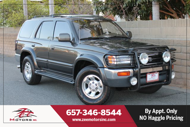 Used 1997 Toyota 4Runner Limited Sport Utility 4D in Orange, CA