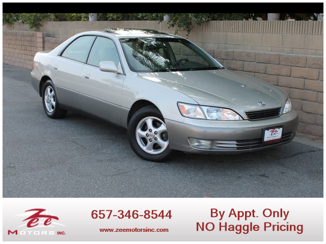 Used 1999 Lexus ES ES 300 Sedan 4D in Orange, CA