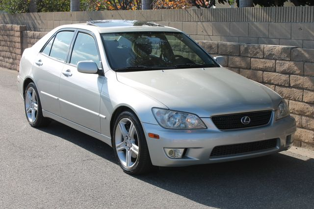 Used 2002 Lexus IS IS 300 Sedan 4D in Orange, CA