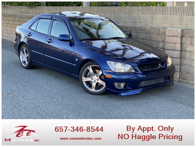 Used 2004 Lexus IS IS 300 Sedan 4D in Orange, CA