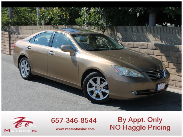 Used 2007 Lexus ES ES 350 Sedan 4D in Orange, CA