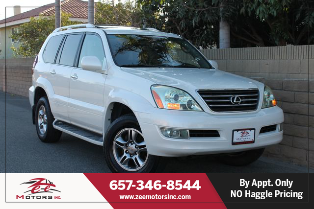 Used 2008 Lexus GX GX 470 Sport Utility 4D in Orange, CA